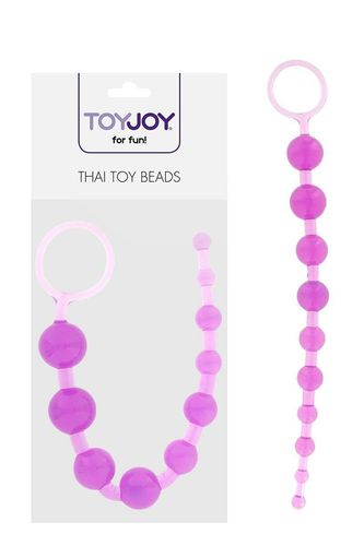 Toy Joy Thai Toy Beads Purppura