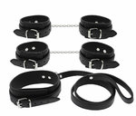 Blaze Luxury Total Restraint Set