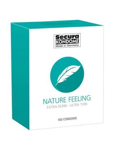 Kondomit Secura Nature Feeling 100kpl
