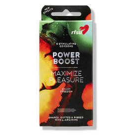 Kondomit Power Boost Maximize Pleasure