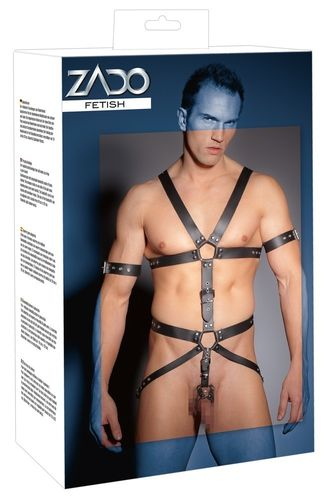 Zado Leather Harness Men