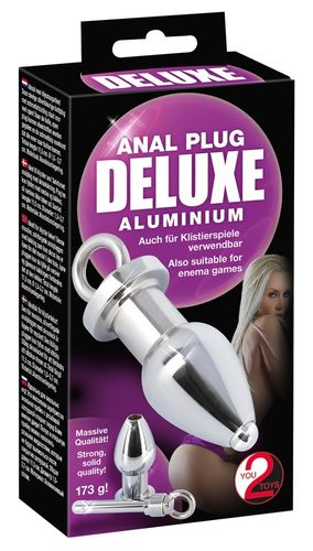Butt Plug Deluxe