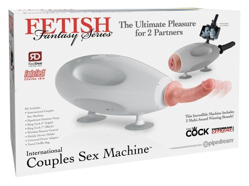 International Couples Sex Machine